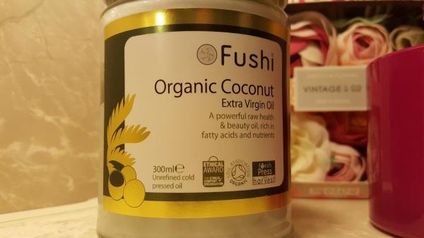 Organic coconut-oil
