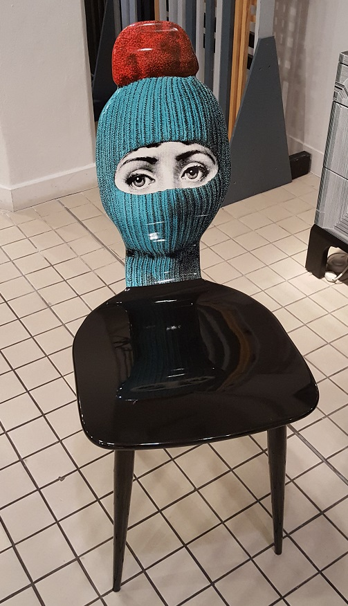 Fornasetti Chair