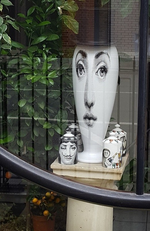 Fornasetti Sculpture